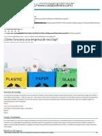 ¿Cómo Funciona Una Empresa de Reciclaje_ _ Cuida Tu Dinero