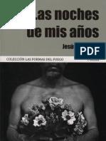Las noches de mis años - Jesús Montoya