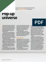 (2013) Pop-up Universe