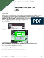 Form Tampil Otomatis Tanpa Buka Workbook Excel – Ayyunaffinganaa
