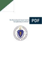 Senate Retail Task Force Report