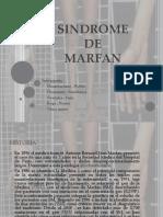 Sindrome de Marfan Nao