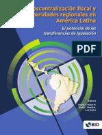 Descentralizacion Fiscal y Disparidades Regionales en America Latina