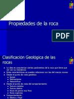 13-Propiedades de La Roca