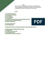 Tema 2. Organización Territorial Del Estado Las Comunidades Autónomas. Fundamento Constitucional. Los Estatutos de Autonomía. Delimitación