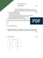 TEST I NDERMJETEM Matematike Vii Tremujori III