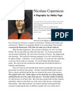rennaisance project   nicolaus copernicus biography by robby page