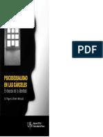 Psicoxesualidad en las cárceles   En busca de la libertad- Miguel Falero