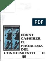 O Problema Del Conocimiento - Ernst Cassirer.pdf