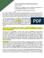 Mecanismos de Defensa Del Yo Como Determinantes de La Estructuracion Subjetiva