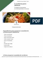 Ensalada de verduras para diabéticos - Receta.pdf