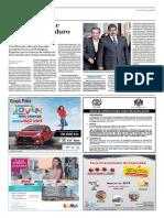 Yolanda Vaccaro Sobre Maduro y Zapatero- Venezuela
