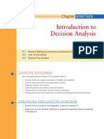 Intro to Decision Analysis