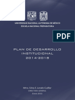 Plan Desarrollo ENP 2014 2018