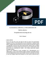 Los Fenómenos Radiactivos y El Descubrimiento Del Núcleo Atomico