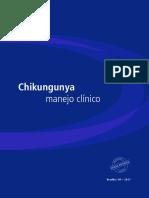 Chikungunya Manejo Clinico Jun2017
