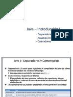 Java-Introduccion1 Prof JV