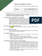 Formato de Informe Final - Viplan