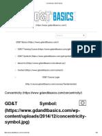 Concentricity _ GD&T Basics