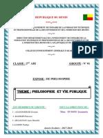 Republique Du Benin