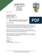 WSA Letter of Support- Lander County- 2018