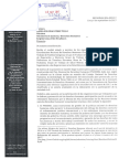 Carta Ministerio de Justicia - PNDDHH