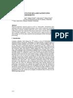 Rousset Gentile James Pozzi 2005 Delft Injectiongroutsformolassesandstonespreliminaryassessments