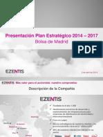 20140401h2134 EZENTIS Evento Bolsa de Madrid