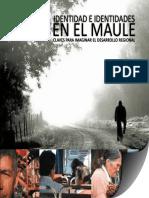 IDENTIDAD E IDENTIDADES EN EL MAULE