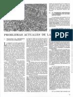 Problemas Actuales de La Poblacin