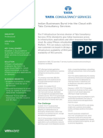 Vmware Tata Consultancy Services 13q3 en Case Study.
