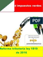 Revista Impuestos verdes Sandra Caicedo