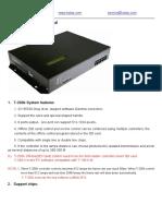 T 200K Controller Operating Manual