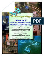ebook - Robot - Sensors and Methods for Mobile Robot Positioning - 1996