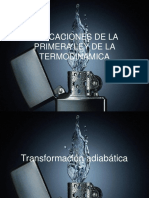 aplicacionesdelaprimeraleydelatermodinamica-091025144113-phpapp02.ppt