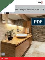 Boiler Pompe a Chaleur Fujitsu Ax7.1b FR