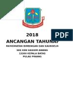 rancangan tahunan BNK