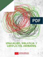 Educacion Violencia y Conflictos Armados Unidaddidactica Entreculturas