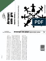 Arteterapia com grupos - MaÃ_ra Bonafé e Tatiana Gonçalves001