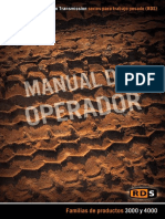 Allison Manual Operación RDS 4000 WTEC III
