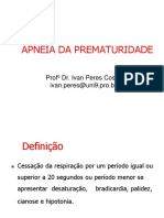 Aula Apneia e Taquipneia Da Prematuridade (1)