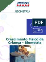 Biometria e RX (1)