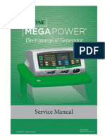 Mega Power 1000 Service Manual