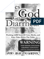 Does God Get Diarrhea [the Pirate Bay Special Edition]