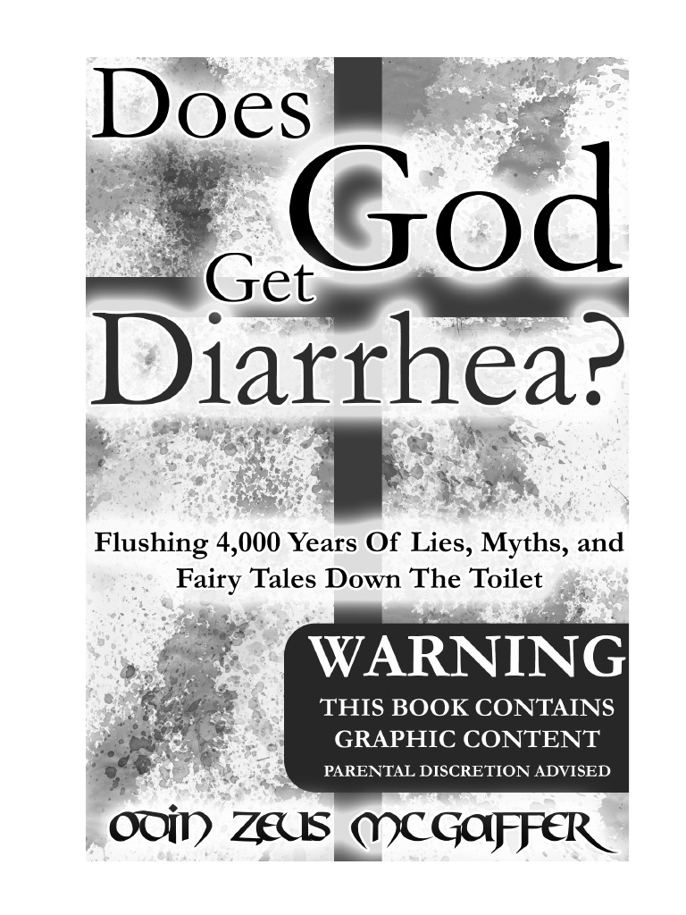 f1672139 Does God Get Diarrhea [the Pirate Bay Special Edition] | Faith | Religion  And Belief