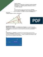 propiedades triangulo