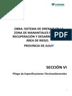 3_Tomo II Pliego Especificaciones Tecnicas Generales