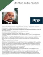 Una Historia de Albert Einstein Para CARATULA