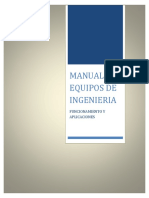 Descripción Equipos de Ingeniería