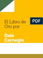 El Libro de Oro de Dale Carnegie